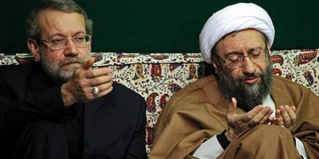 افشای دو سند محرمانه از جاسوسی زهرا لاریجانی