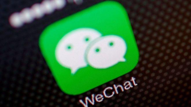 باز شدن فیلتر نرم افزار وی چت در ایران (WeChat)