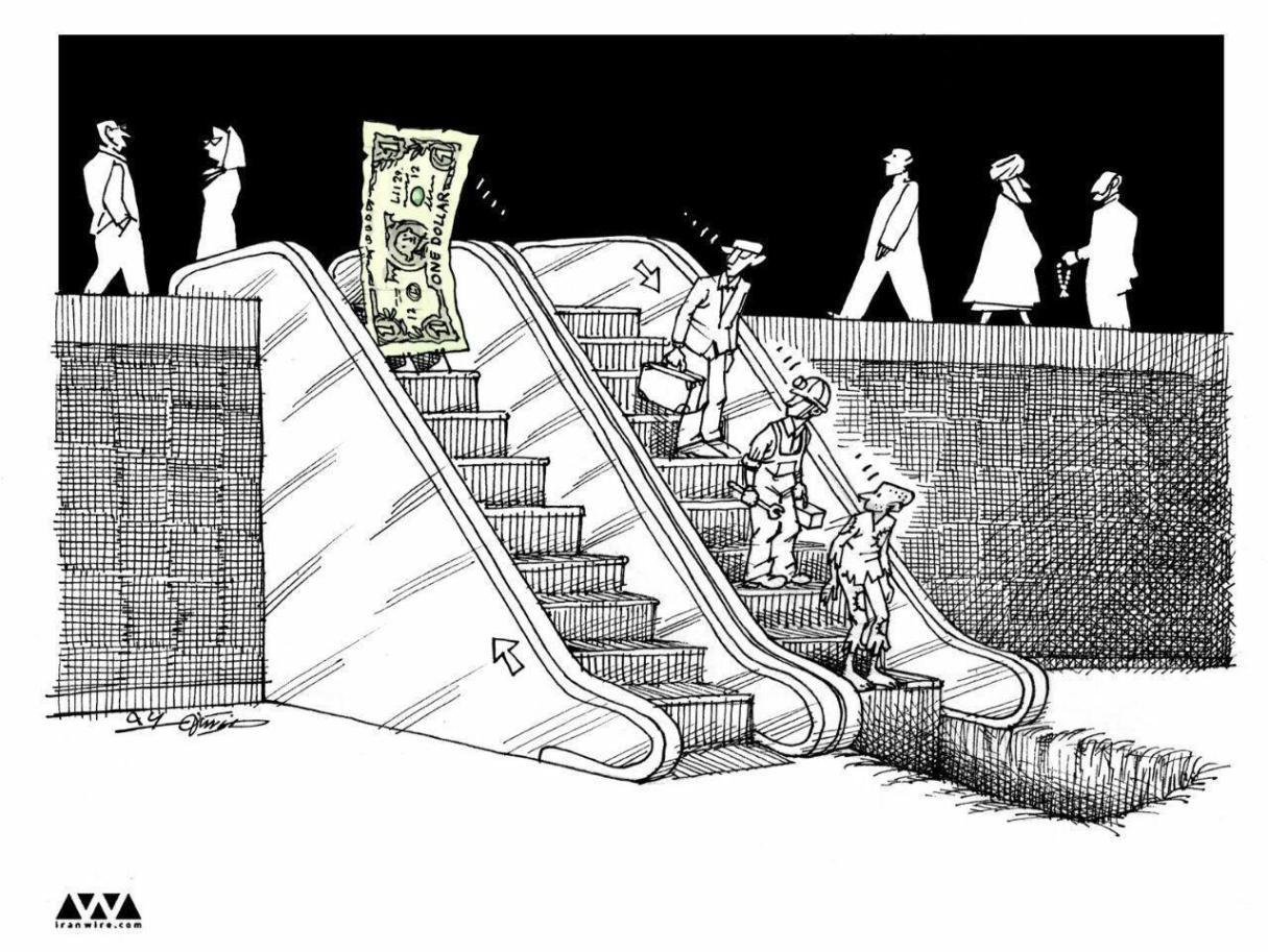 بیرون کشیدن سرمایه و سپرده های مردم و ورشکستگی کامل رژیم