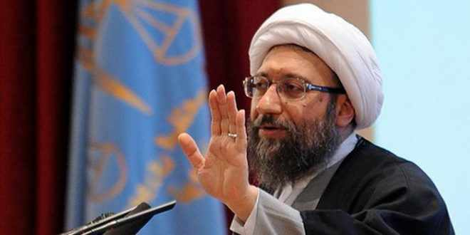 تلاش صادق لاریجانی و خطیب برای جلوگیری از درز اطلاعات جاسوسی زهرا لاریجانی