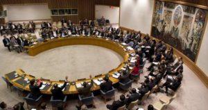 جلسه اضطراری شورای امنیت درباره اعتراضات مردم ایران