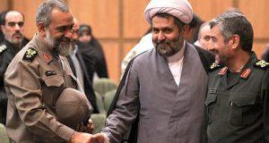 طرح بازداشت هم زمان احمدی نژاد، فریدون و فاضل لاریجانی از طرف سازمان اطلاعات سپاه