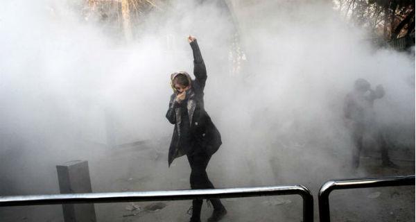 مکان و زمان سرکوب مردم در تظاهرات کجا هستند؟