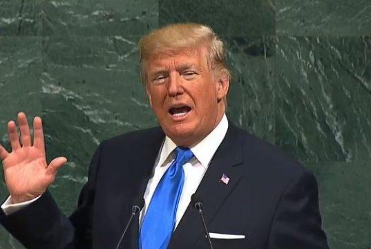 ویدیو سخنرانی کامل ترامپ در سازمان ملل و انتقاد شدید از ایران و کره شمالی