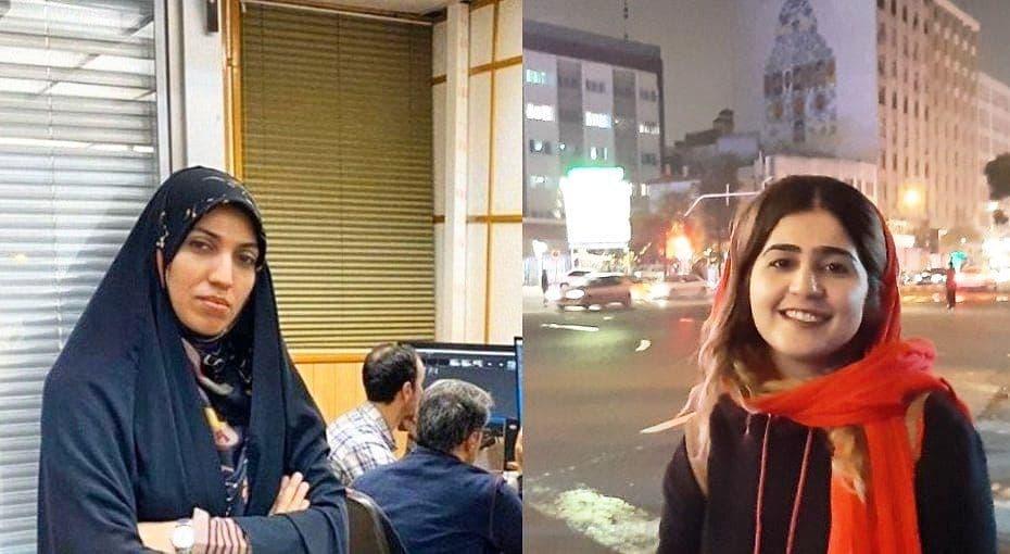 محاکمه مجدد سپیده قلیان فعال مدنی با شکایت آمنه سادات ذبیح پور