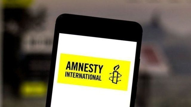 وبسایت اینترنت خاموش، عفو بینالملل برای اعتراضات سراسری آبان ۱۳۹۸