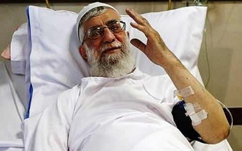 مرگ خامنه ای و جانشین رهبری ایران