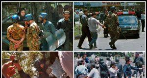 خیزش جنبش دانشجویی هجده تیر ۱۳۷۸