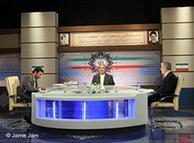 مناظره تلویزیونی موسوی و احمدینژاد